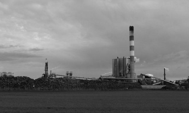 Tarascon. Pollution atmosphérique d'Excellence