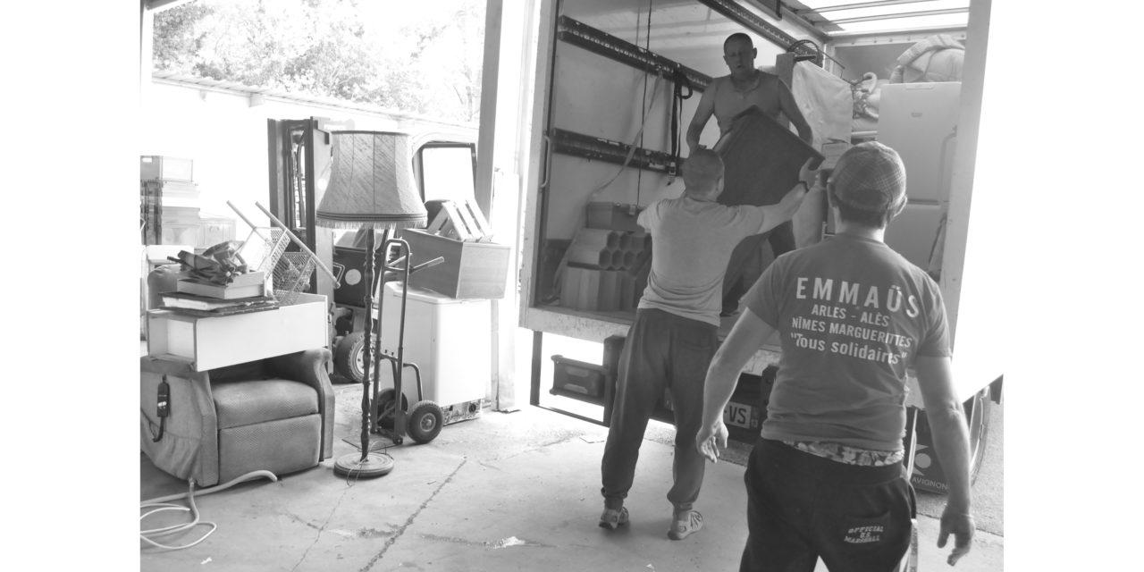 Emmaüs, dans la communauté de l'accueil inconditionnel