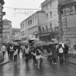 En marche pour le référendum citoyen, une nouvelle stratégie de Gilets jaunes part d'Arles