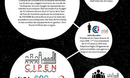 Face à la CCI du Pays d'Arles, les salariés de l'association Cipen sonnent l'alarme