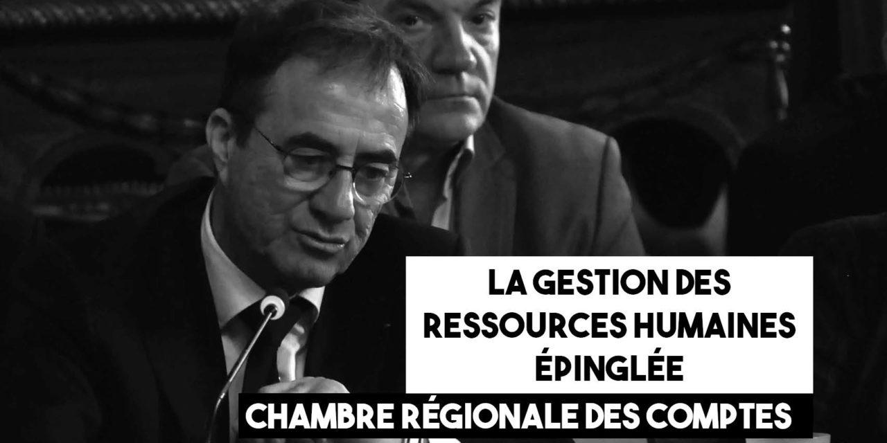 La Chambre régionale des comptes épingle la gestion des ressources humaines sous Schiavetti