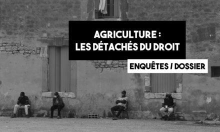 Dossier : Les détachés du droit de l'agriculture «origine France»