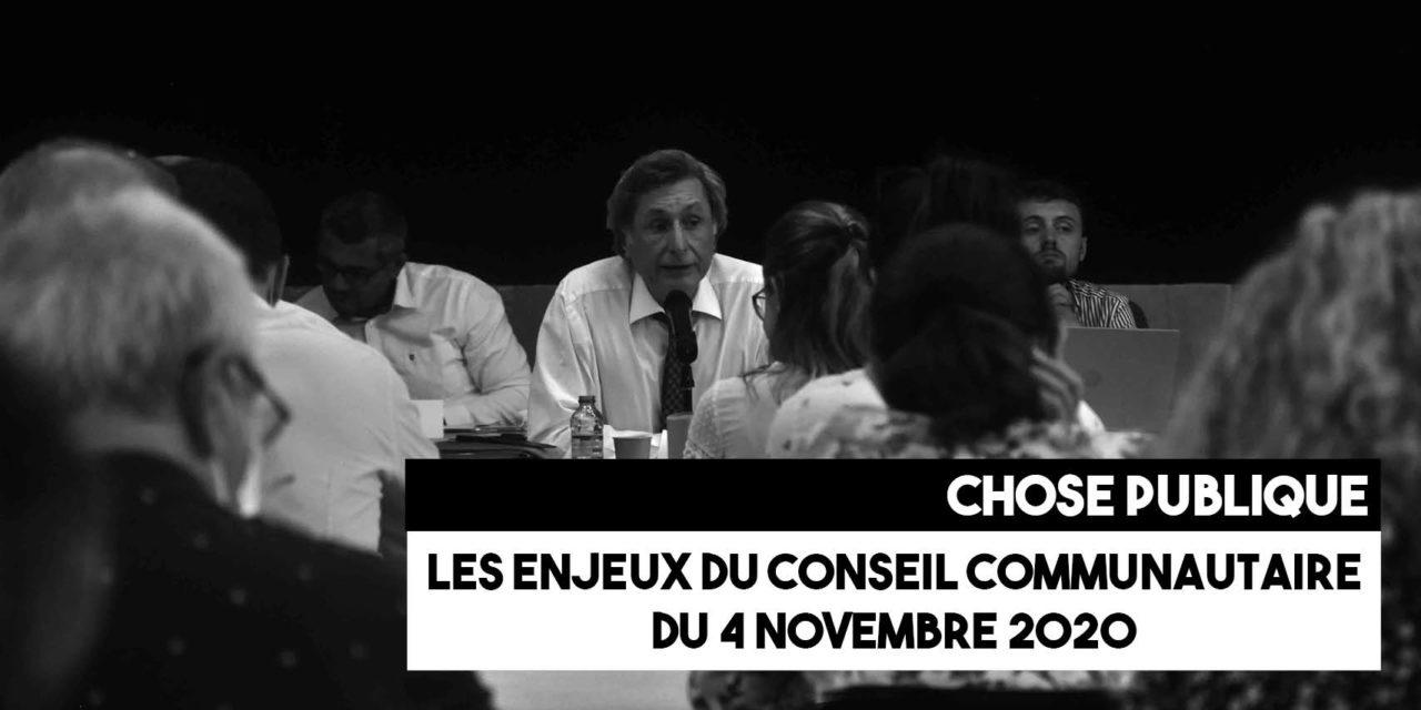 Les enjeux du conseil communautaire ACCM du 4 novembre 2020