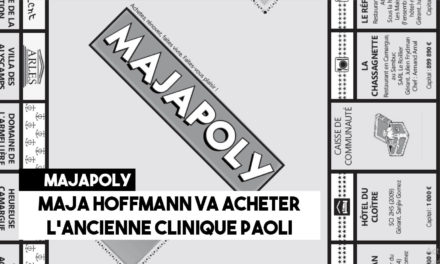 Maja Hoffmann va acheter l'ancienne clinique Paoli