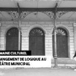 Changement de logique à venir au théâtre municipal d'Arles