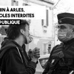 Darmanin à Arles, casseroles interdites