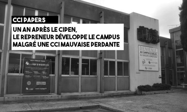 Episode IV : Un an après le Cipen, le repreneur développe le campus malgré une CCI mauvaise perdante