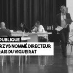 David Grzyb nommé directeur des Marais du Vigueirat