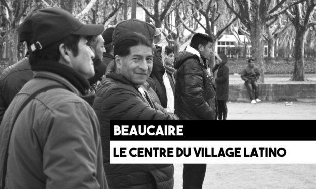 Beaucaire, centro del pueblo